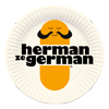 Herman ze German Logo